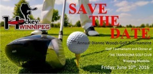 Dianne Woods Memorial Golf Tournament 2016 @ Transcona Golf Club  | Winnipeg | Manitoba | Canada